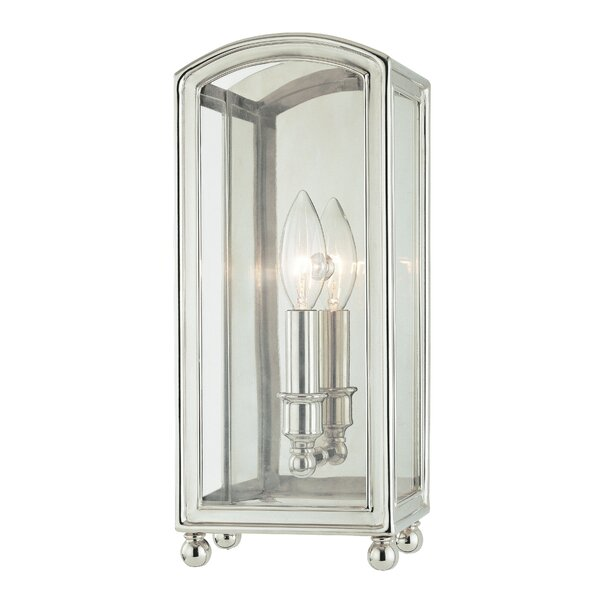 Natalia 1-Light Flush Mount by Darby Home Co