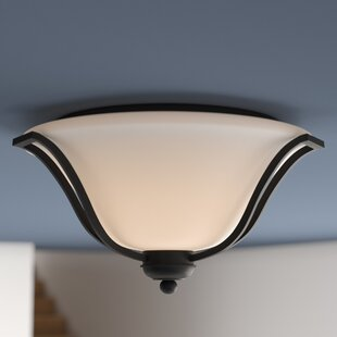 Weyer 3-Light Flush Mount