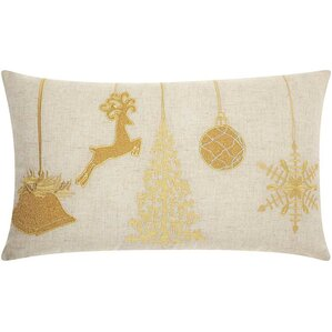 maya ornaments pillow