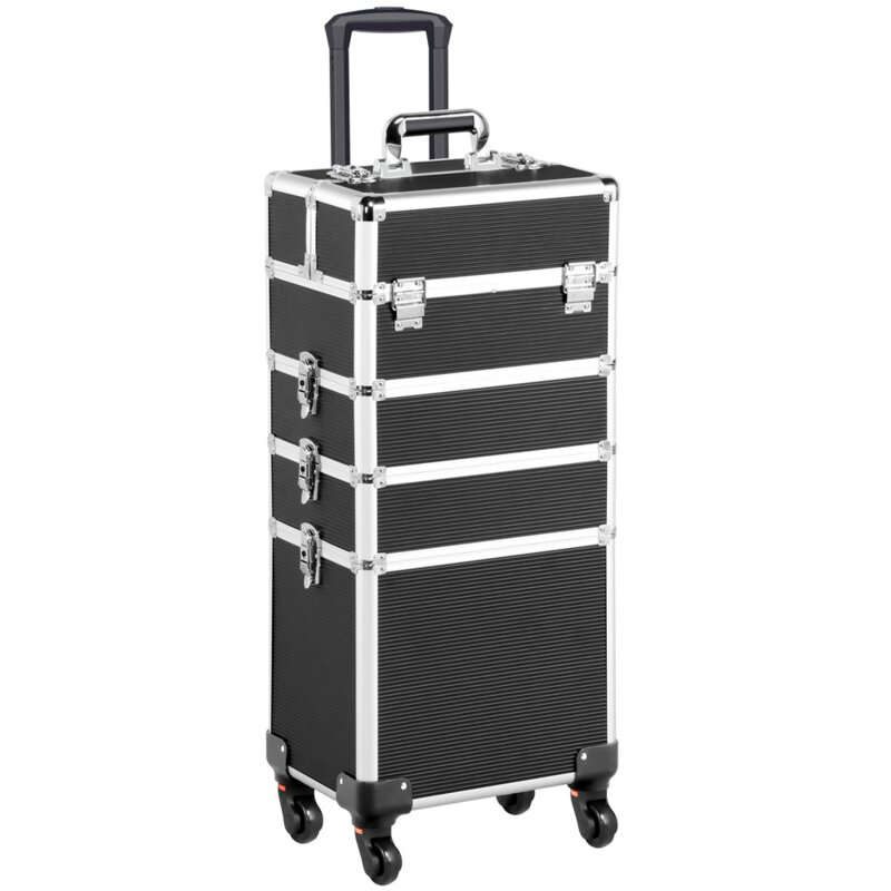 1 Cosmetic Trolley Makeup Case