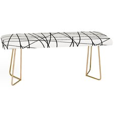 Gabriela Upholstered Bedroom Bench by East Urban Home