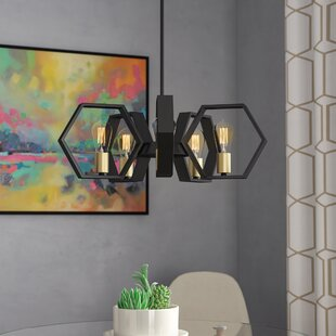 Themis 5-Light Geometric C..