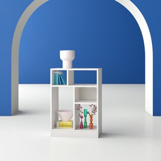 Angelica Standard Bookcase by Hashtag Home SKU:CB388408 Description