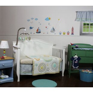 Shop For Bartz Dots 3 Piece Crib Bedding Set ByHarriet Bee