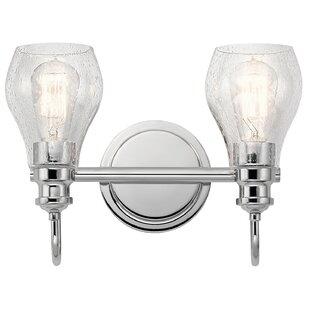 Ivy Bronx Sharyn 2-Light Vanity Light