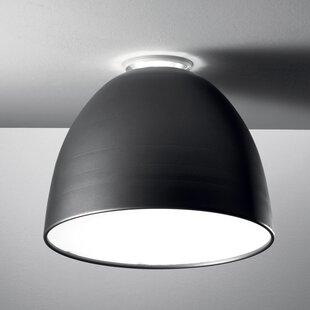 Nur Mini 1-Light Semi Flush Mount by Artemide