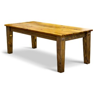 Prairie Bolt Dining Table by Vintage Flooring and Furniture Modern