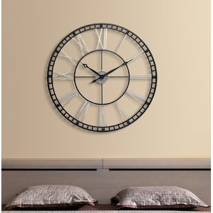Oversized Methuen 39 Wall Clock