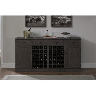 Pettey Bar Cabinet by Canora Grey