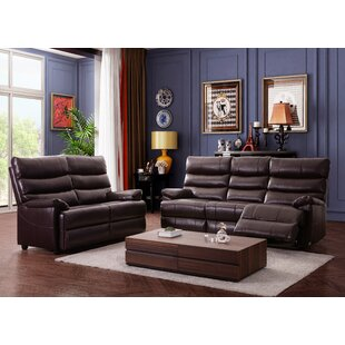 Gautreaux 2 Piece Reclining Sofa Set By Ebern Designs