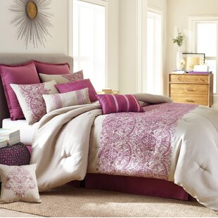 Martine 10 Piece Comforter Set
