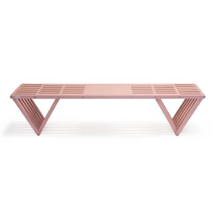 GloDea Xquare Eco-Friendly X70 Pine Garden Bench
