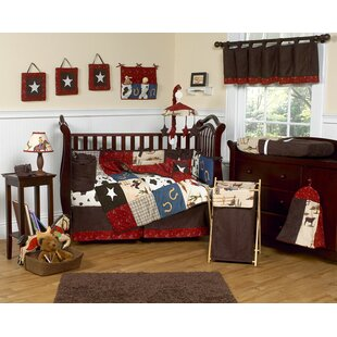 Buying Wild West Cowboy 9 Piece Crib Bedding Set By Sweet Jojo Designs