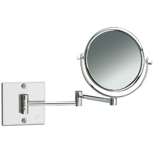Kopp Dual Sided Extendable Makeup/Shaving Mirror By Symple Stuff