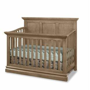 Pine Ridge 4-in-1 Convertible Panel Crib