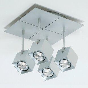 Dau Spot 4-Light Directional & Spotlight by ZANEEN design