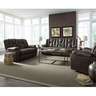 Appleton Reclining Configurable Living Room Set by Red Barrel Studio