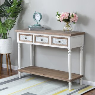"""Jailyn 42.3"""" Console Table by Ophelia & Co. SKU:EB594196 Order"""