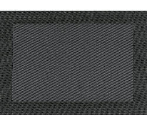 Tischset Sigala (Set of 4) 17 Stories Farbe: Schwarz | Heimtextilien > Tischdecken und Co > Tisch-Sets | 17 Stories