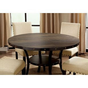 Alcott Hill Rigby Round Dining Table