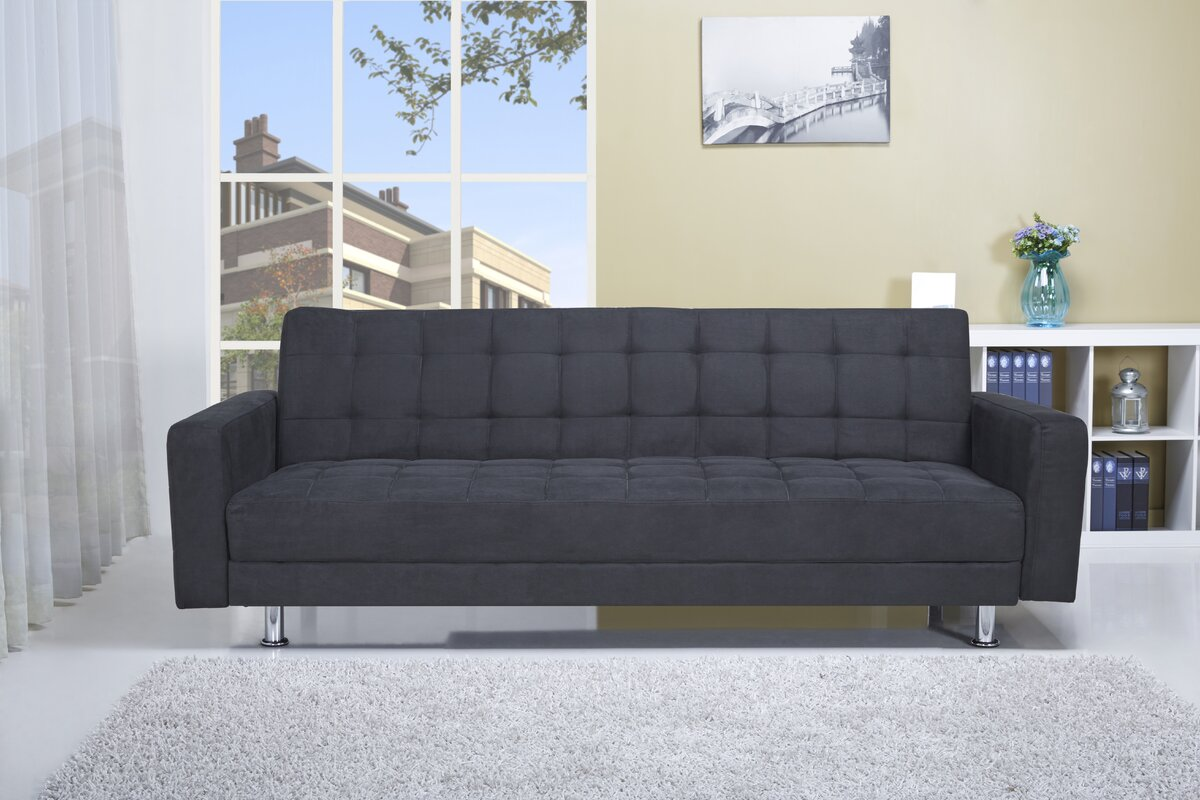 Mercury Row Wantaugh 3 Seater Sofa Bed Reviews Wayfair Co Uk ~ Another Name For Sofa Bed