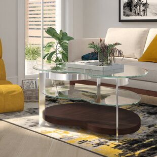Byron Coffee Table by Wade Logan Wonderful