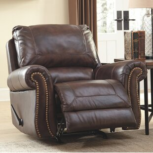 Top Reviews Baxter Springs Manual Rocker Recliner by Darby Home Co Reviews (2019) & Buyer's Guide