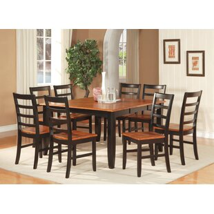 Parfait 9 Piece Extendable Dining Set
