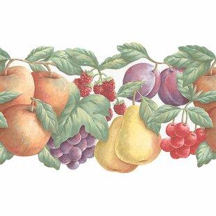 Fruit All Wallpaper | Wayfair