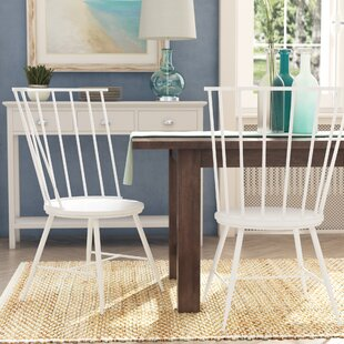 Nevitt Highback Windsor Classic Dining Chair (Set of 2)