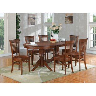 Rockdale 7 Piece Extendable Dining Set DarHome Co
