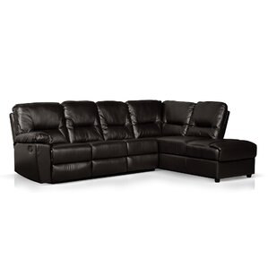 Wildon Home ? Cillia Reclining Sectional Image