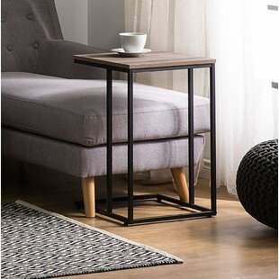 Trever End Table by Union Rustic