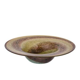 Wrought Studio Glass Decorative Bowl Reviews Wayfair