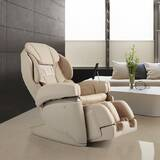Synca Wellness 4D Ultra Premium Reclining Heated Full Body Massage Chair with Ottoman by Synca Wellness