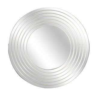 Latitude Run Circular Wall Mirror
