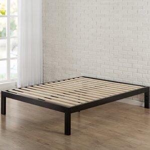 Platform Bed Frames king size platform beds you'll love | wayfair