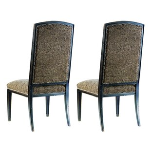 Hooker Furniture Sanctuary Mirage Upholstered Dining Chair (Set of 2)