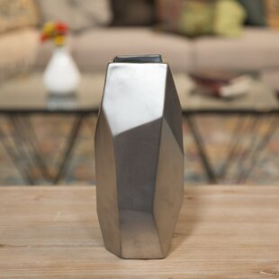Gumbs Ceramic Irregular Table Vase