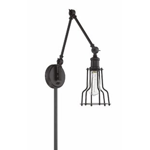 Breakwater Bay Sade Adjustable Swing Arm Lamp