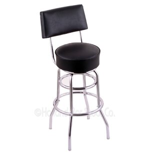Brentley 25 Swivel Bar Stool Orren Ellis