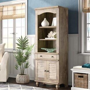 Best Pinellas Tall Standard Bookcase ByBeachcrest Home