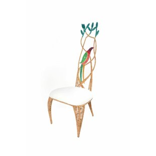 Macarthur Slipper Chair by Bay Isle Home