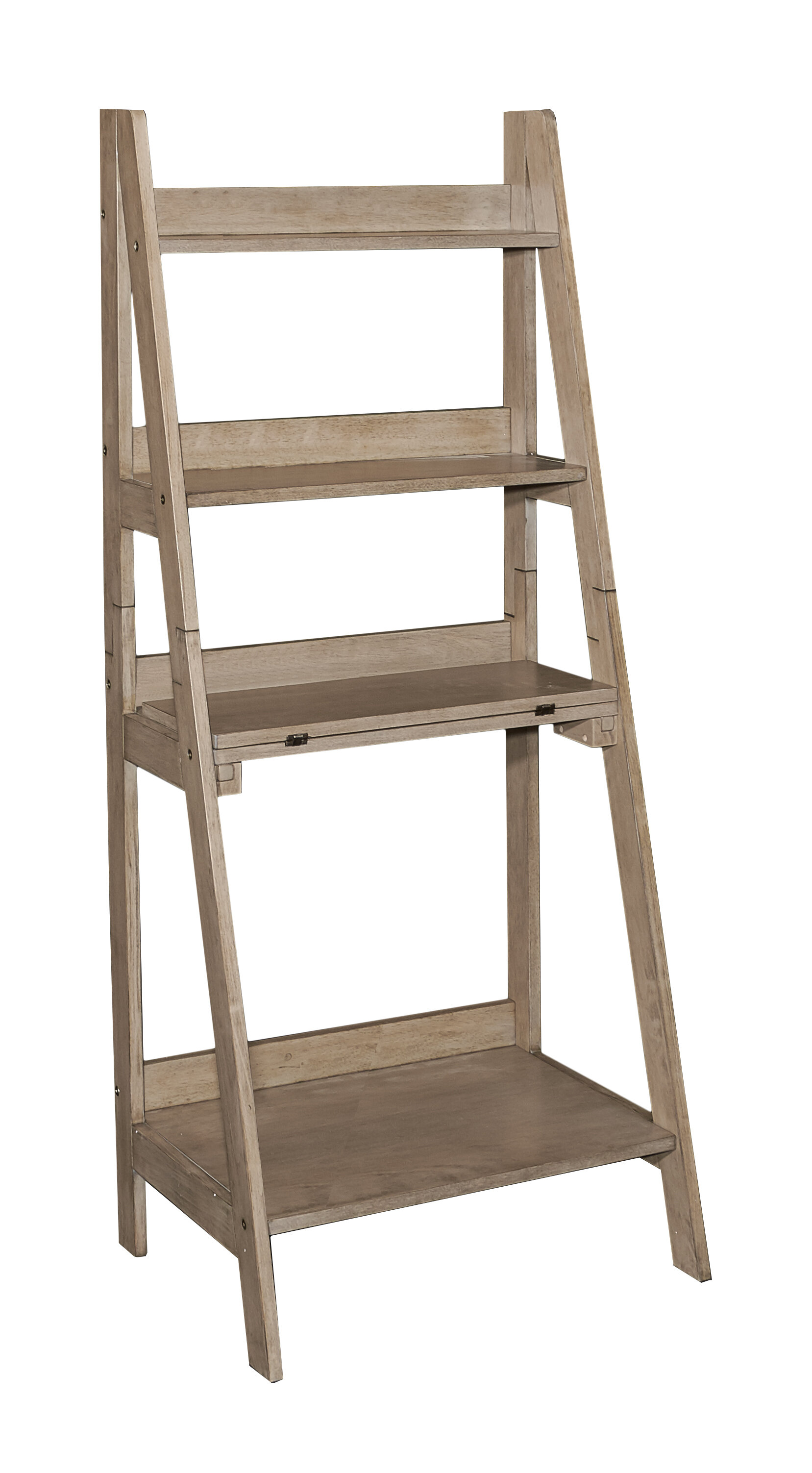 Laurel Foundry Modern Farmhouse Weston Ladder Bookcase & Reviews -
