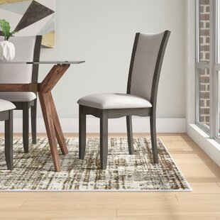 Kangas Upholstered Dining Chair (Set Of 2) by Brayden Studio Wonderful