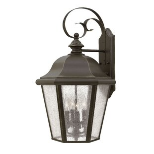 Christiane 4-Light Outdoor Wall Lantern By Darby Home Co