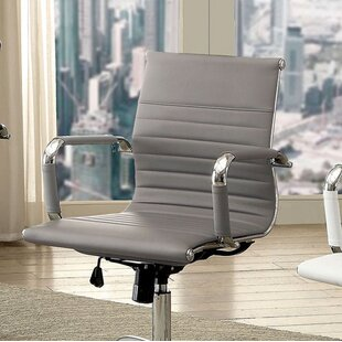 Ebern Designs Olympia Low Back Office Chair
