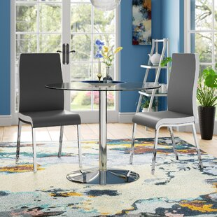 Salerno 3 Piece Dining Set Latitude Run