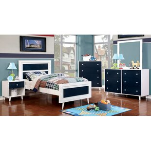 Sauve Configurable Bedroom Set by Harriet Bee