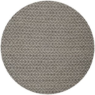 Shevchenko Place Hand-Woven Cotton Gray Area Rug byWrought Studio
